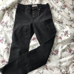 Madewell 9'' High-Rise Skinny Jean
